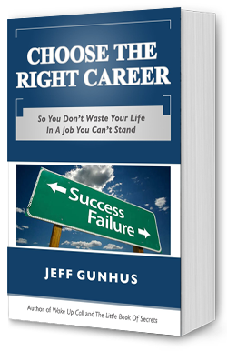 Choose the Right Career Book Cover