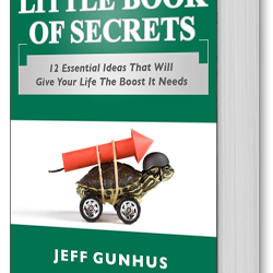 The Little Book Of Secrets by Jeff Gunhus