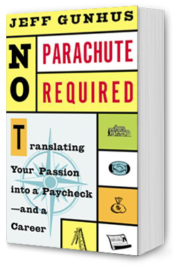 No Parachute Required Book Cover