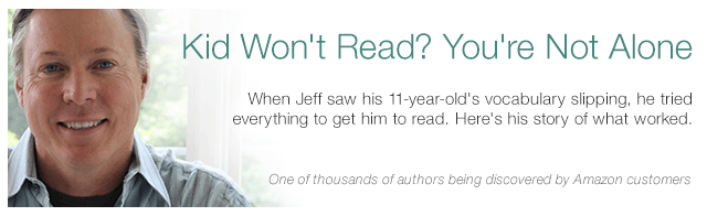 Kid won't read? You're not alone