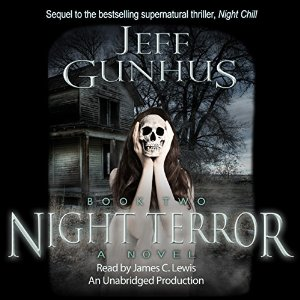 Night Terror audiobook by Jeff Gunhus