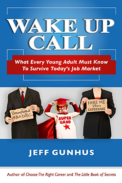 Wakeup Call (Career Series) by Jeff Gunhus