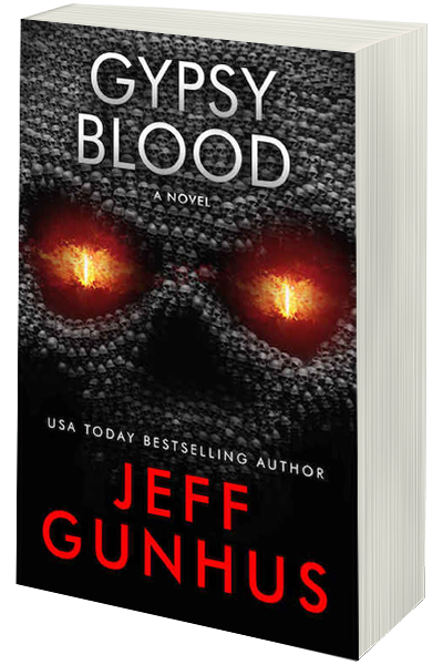 Gypsy Blood Book Cover