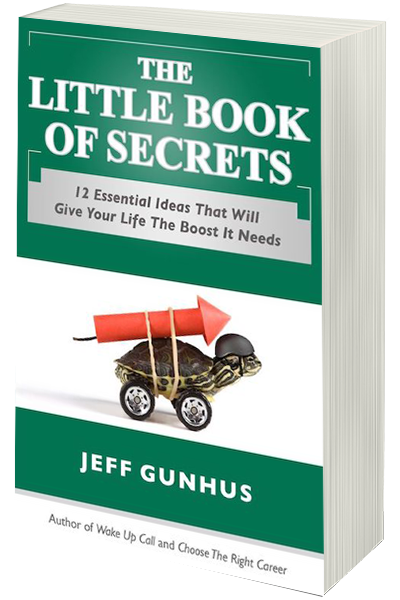 The Little Book Of Secrets Book Cover