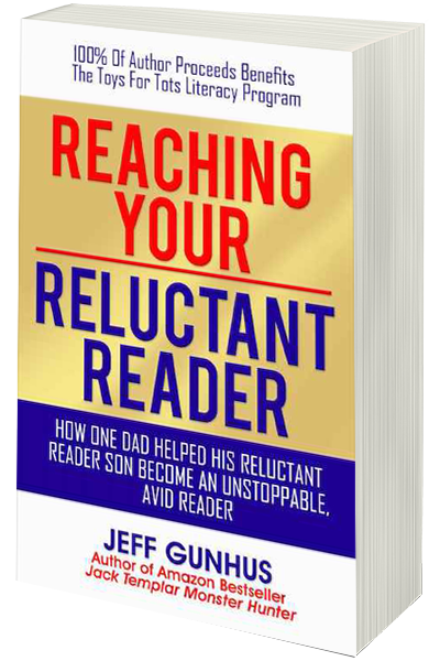 Reaching Your Reluctant Reader Book Cover
