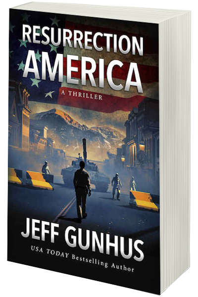 Resurrection America Book Cover