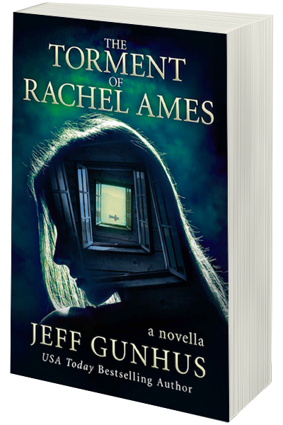 The Torment Of Rachel Ames Book Cover