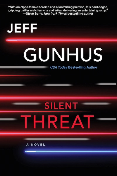 Silent Threat by Jeff Gunhus